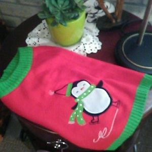 Accessories - Size medium dog ugly Christmas sweater